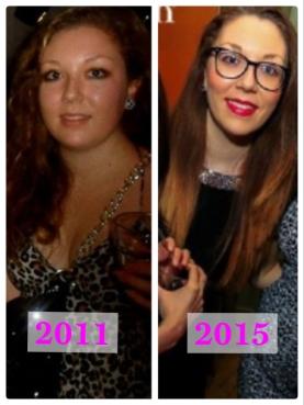 My 'transformation'