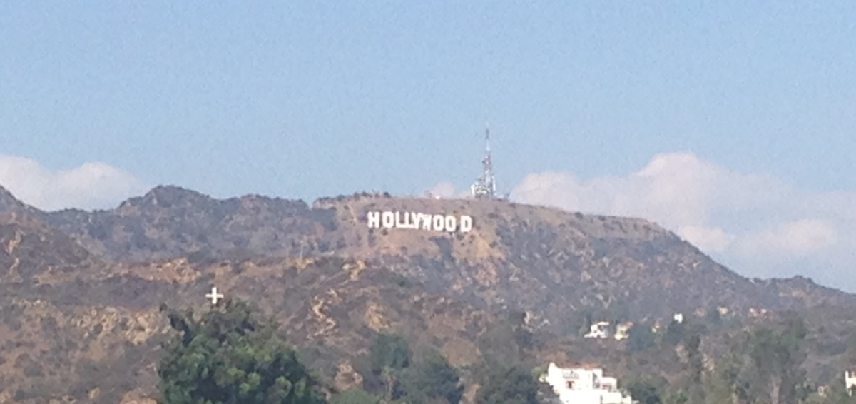 My Hollywood Holiday: Part 1